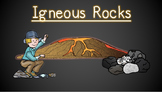 Describing Igneous Rocks PowerPoint