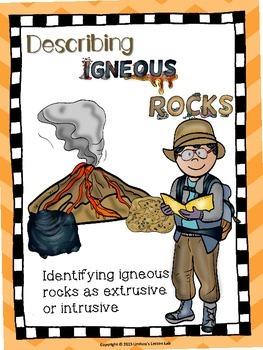 Describing Igneous Rocks