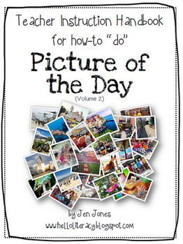 Describing & Inferring with Picture of the Day: Reading Photos Closely - Vol. 2