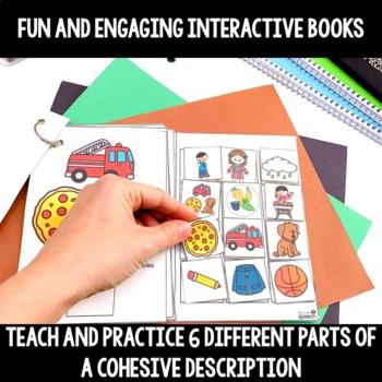 Describing Interactive Teaching Books