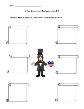 Describing Lincoln