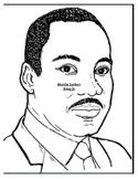 Describing MLK JR>
