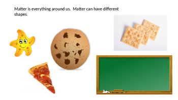 Describing Matter Powerpoint