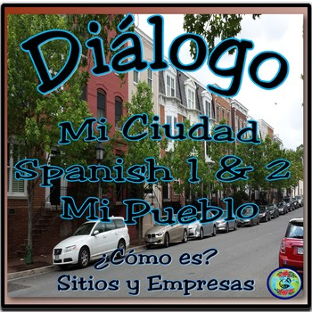 Describing My Town - Diálogo interactivo