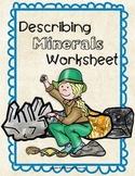 Describing Minerals