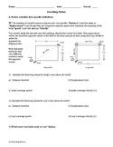 Describing Motion - Displacement and Velocity