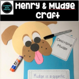 Henry and Mudge Craftivity