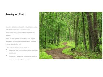 Describing Natural Resources