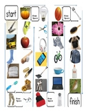 Describing Objects Board Game