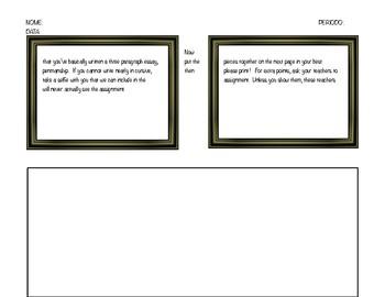 Describing Opposites Adjectives  - Teachers