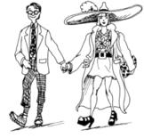 Describing People - German Oral Activity and Rubric