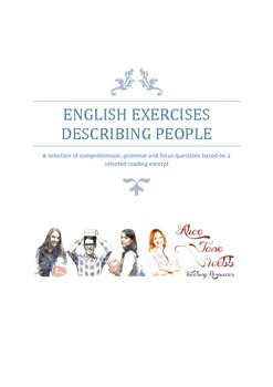 Describing People Lesson Plan