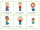 Describing People Vocabulary Packet for ESL/EFL/ELL Newcomers