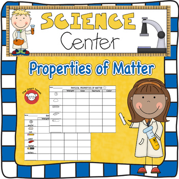 Properties Of Matter Kindergarten Worksheets & Teaching ...