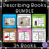 Describing Pictures Adapted Book Bundle for Special Educat