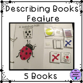 Describing Pictures by Feature Adapted Books for Special Education Speech
