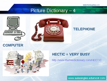 Describing Pictures in English