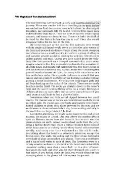 Grade 7/8 English - Magazine Writing Lesson Plan