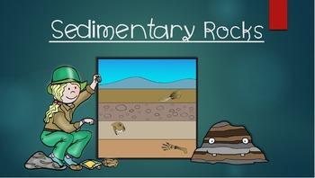 Describing Sedimentary Rocks PowerPoint