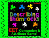 Describing Shamrocks - Attributes