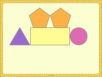 Describing Shapes paired activity