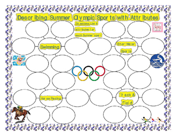 Describing Summer Olympic Sports with Attributes