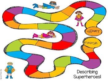 Describing Superheroes