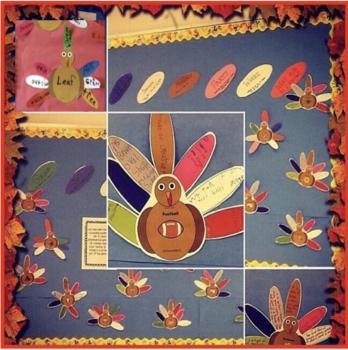 Describing Turkeys -Great for Expanding Oral Language