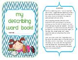 Describing Word {Adjective} Book