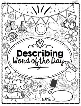 Describing Word of the Day