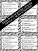 Describing and Defining Words Interactive Task Cards - Vocabulary
