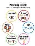 Describing objects- a visual aid