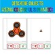 Describing objects sentence building writing using colourful semantics (UK&US)