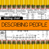 Describing people chart