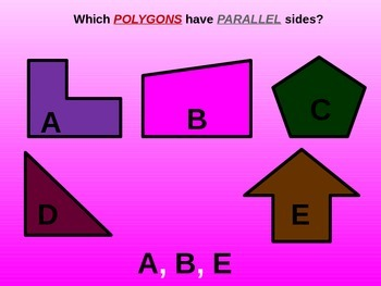 Describing sides of polygons