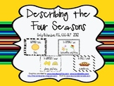 Describing the Four Seasons