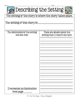 Language Arts Graphic Organizers for You and Your Kids