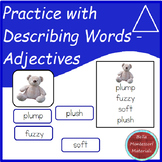 Describing word / Adjective Matching Game