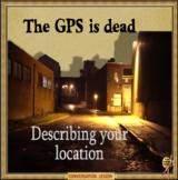 Describing your location - ESL adult and kid conversation lesson