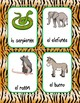 Los animales - Descripción - Matching Card Game