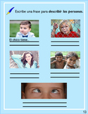 Descriptions - Tener, Ser, Adjectives & Digital Storytelli