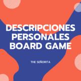 Descripciones personales Board Game