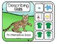 Descriptive Concepts Interactive Book - Speech Therapy, Cats, Adjectives