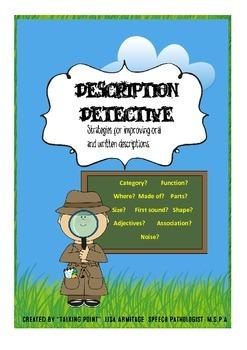 Description Detective