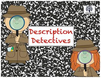 Description Detectives: Describing Appearances