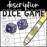 Description Dice Game for Speech Therapy
