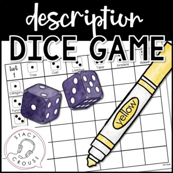 Description Dice Game