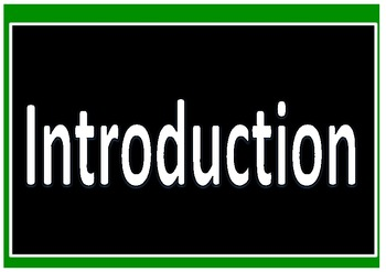 Description - How to write a description charts/poster step by step