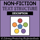 Description -- Non-Fiction Text Structure Resource