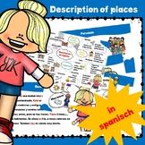 Description of places in spanish